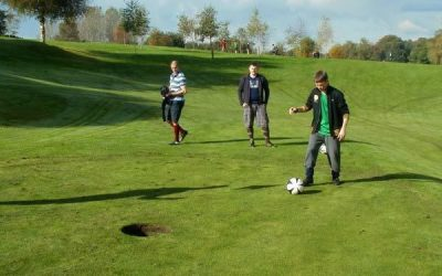 Footgolf announcement!